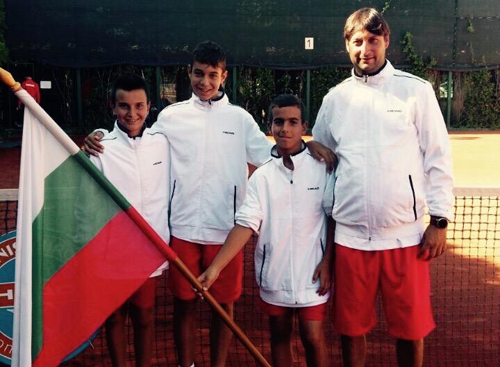 България се класира на финалите на Европейската лятна купа за момчета до 12 г.