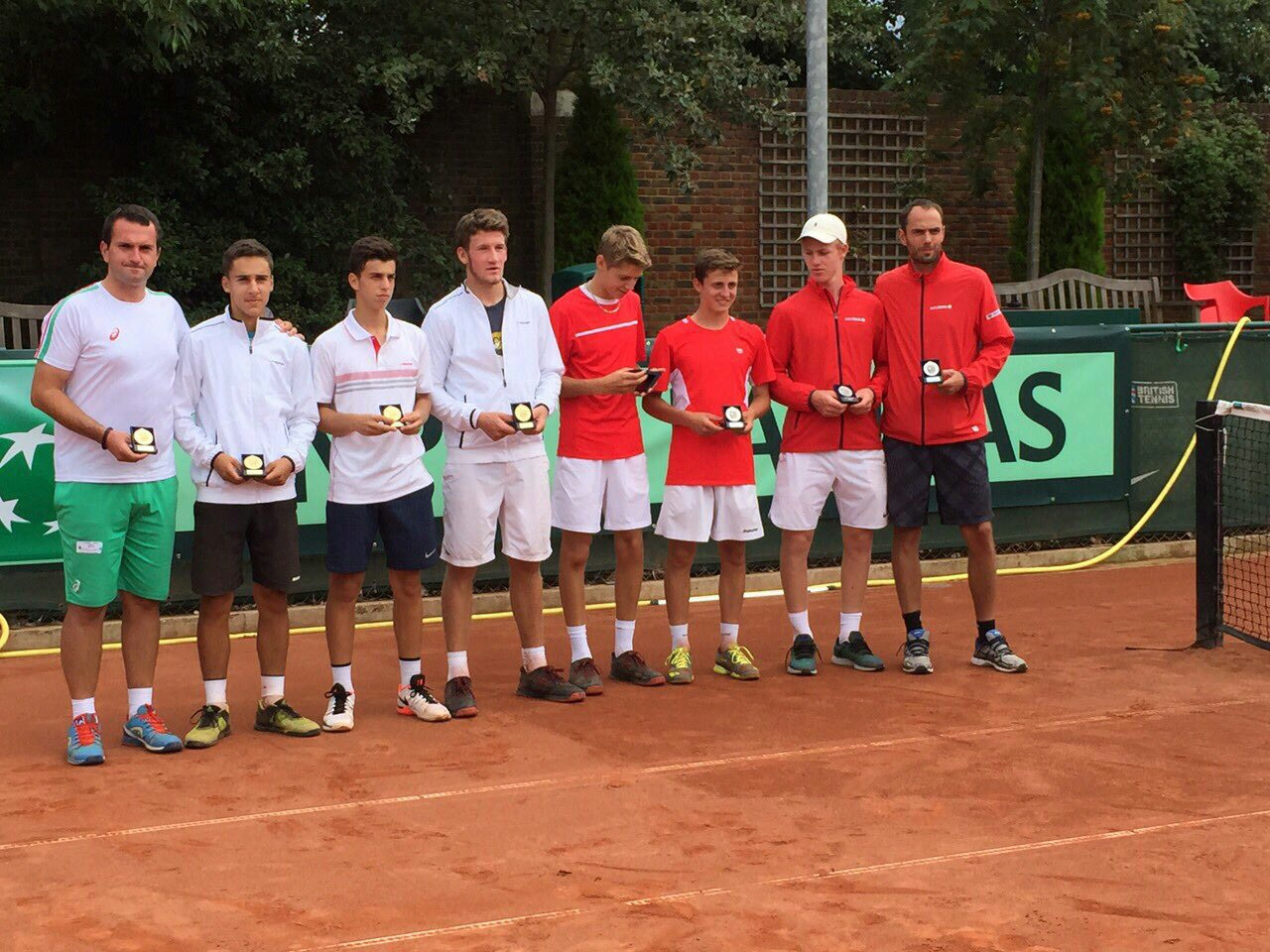 Отборите на България за момичета и момчета до 16 г. ще играят на финалите на европейските летни купи