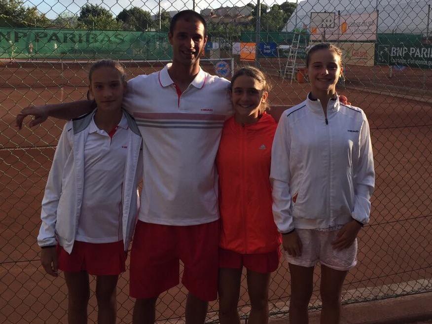 Отборът на България за момичета до 12 г. спечели Европейската лятна купа