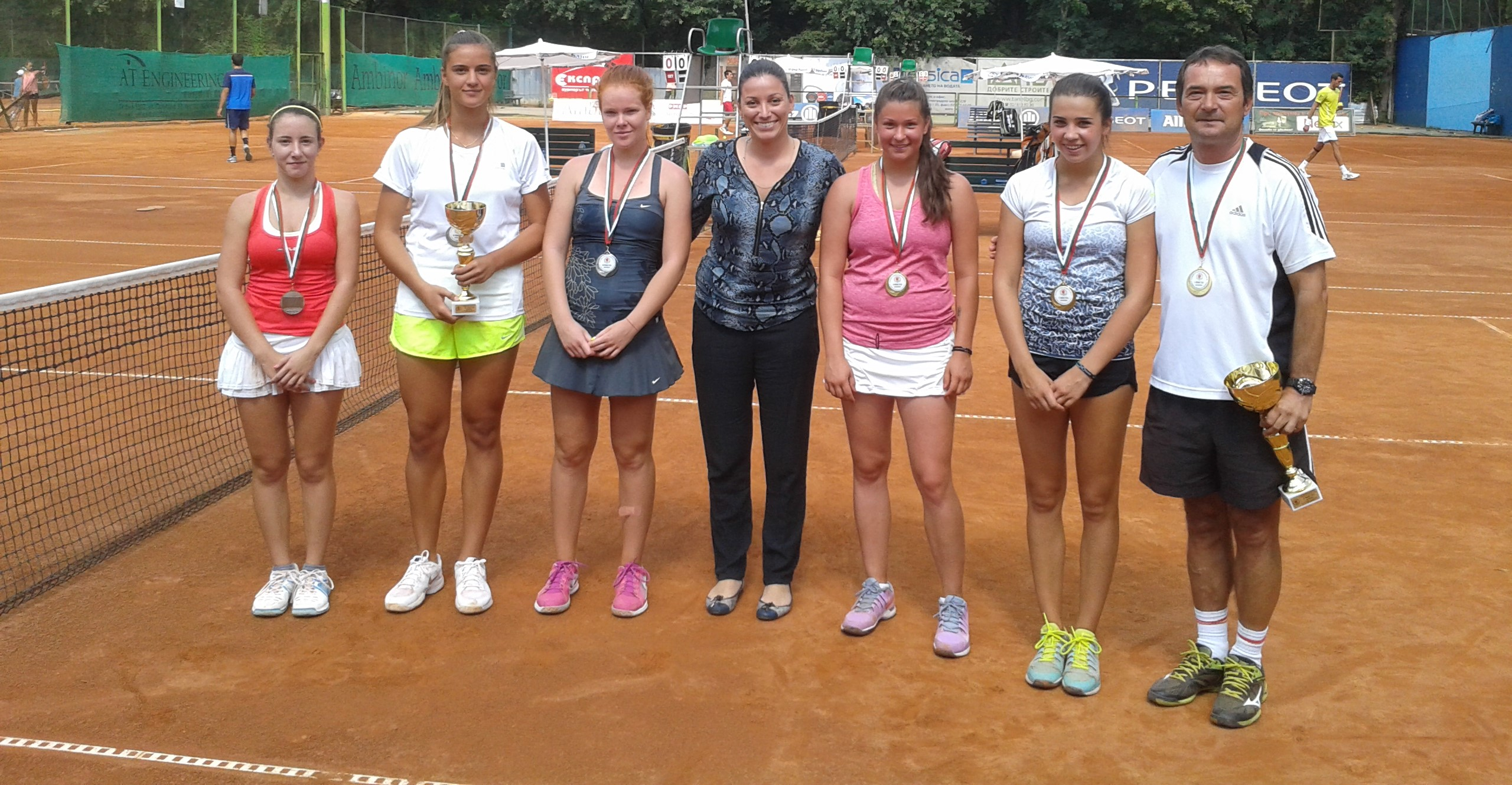 Левски взе шампионската титла при девойките от Държавното отборно до 18 години