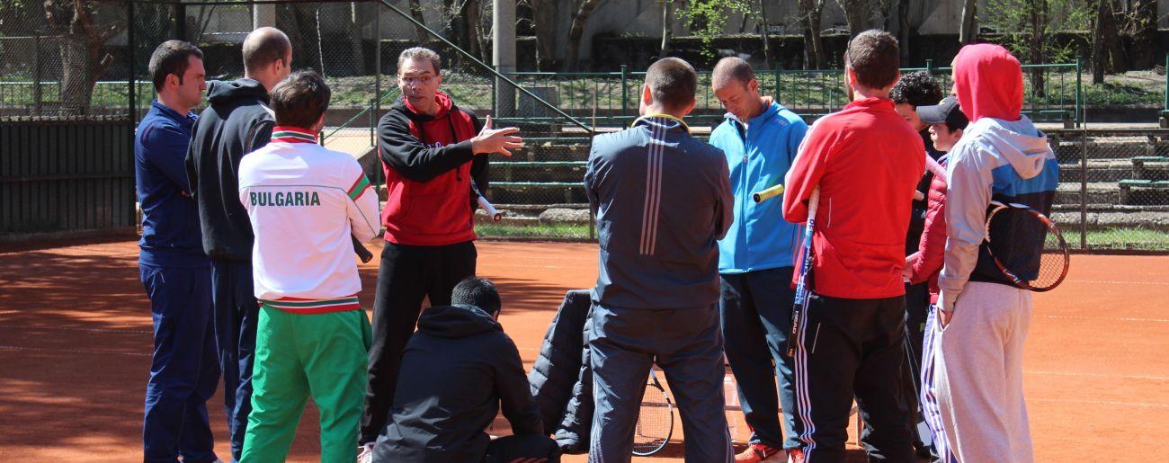 Основният лектор на ITF: БФ Тенис има правилна стратегия за развитие