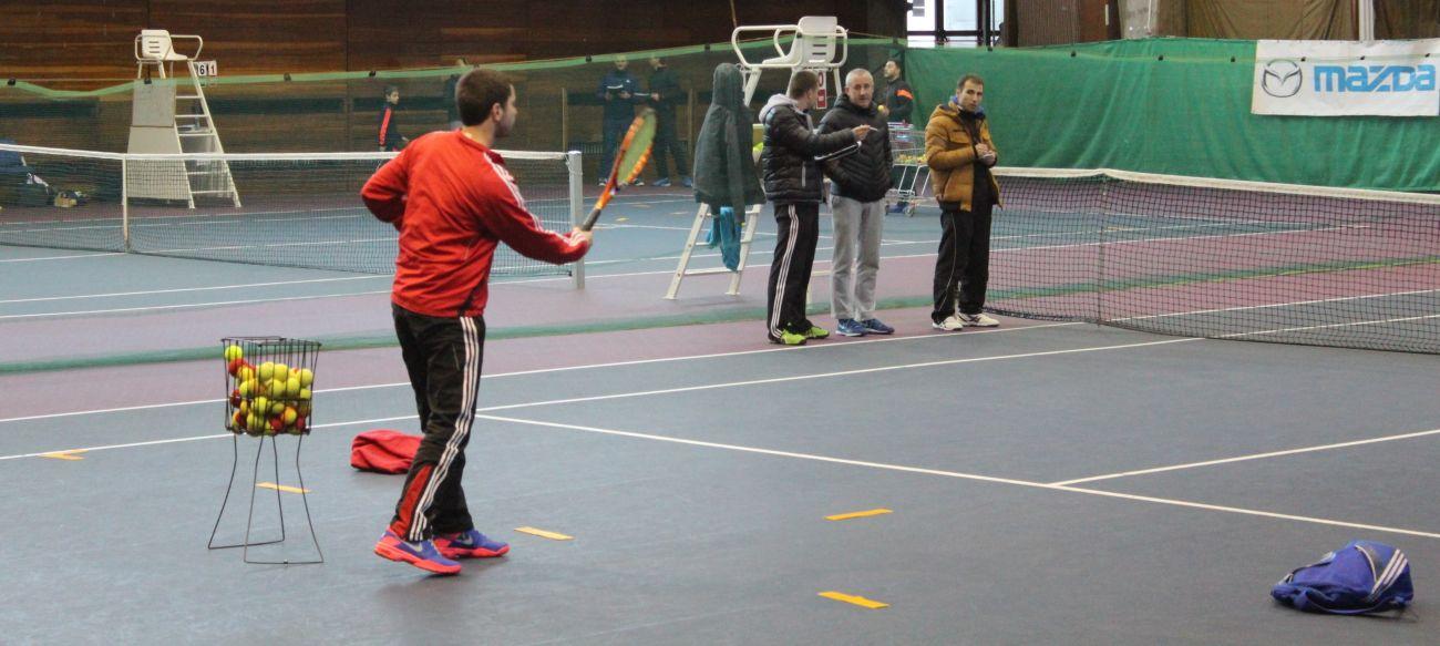 Филипчич: БФ Тенис прави важна стъпка в обучението на свои треньори