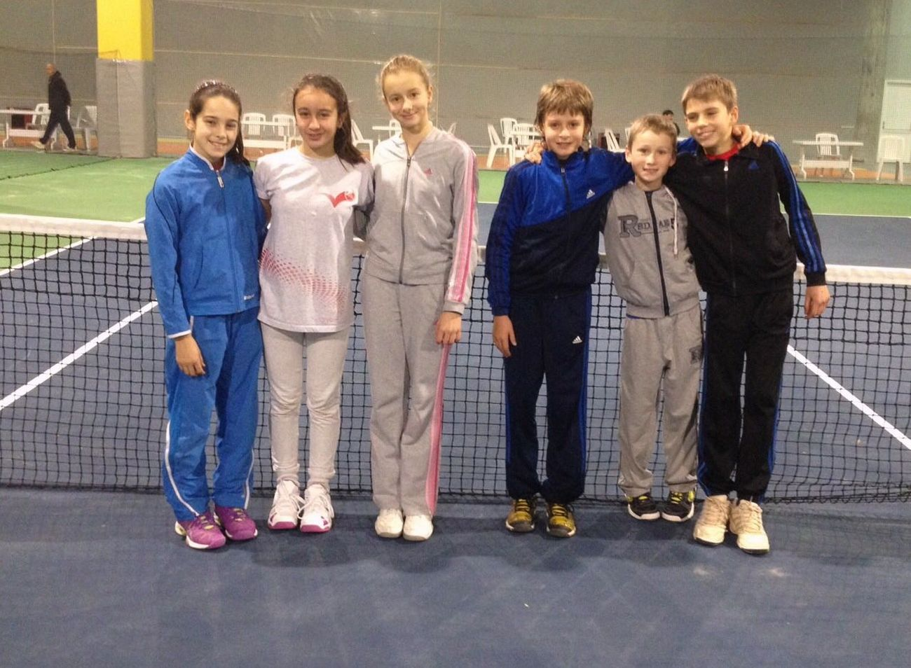 Продължава подготовката на 12-годишните за Зимните купи