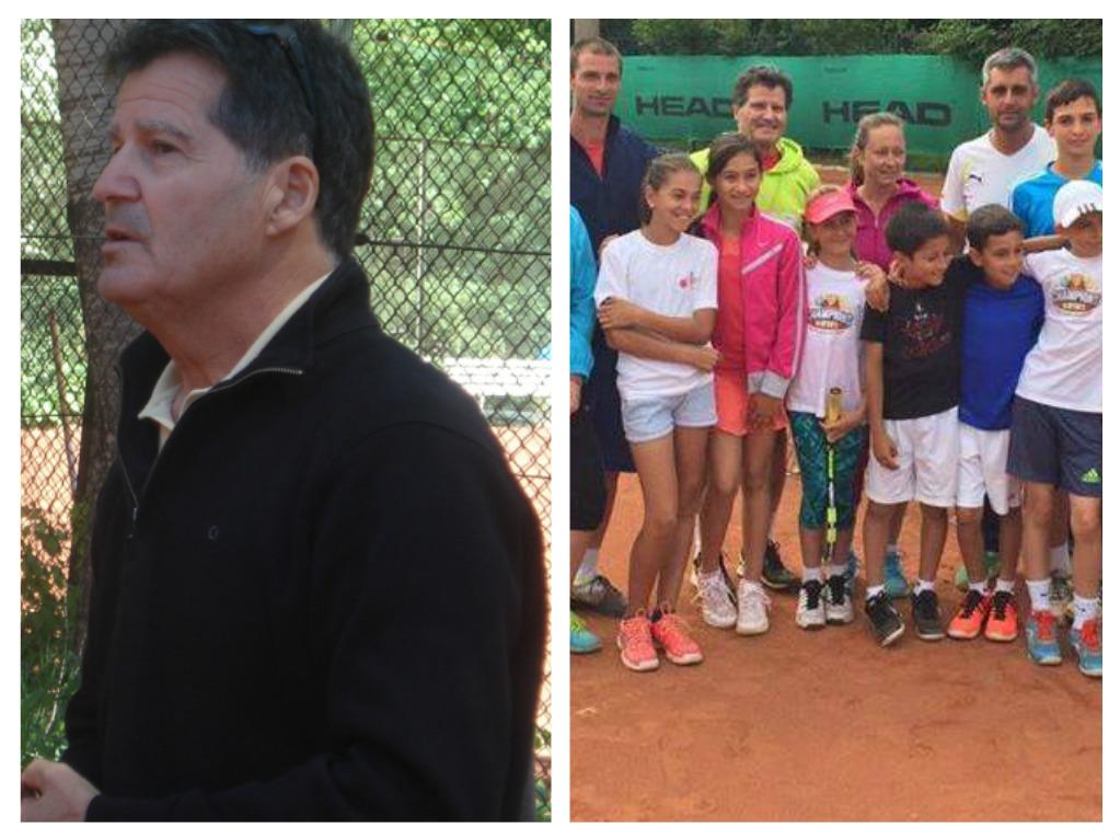 Матей Пампулов: Успехите в тениса идват не само с талант, а и с много работа