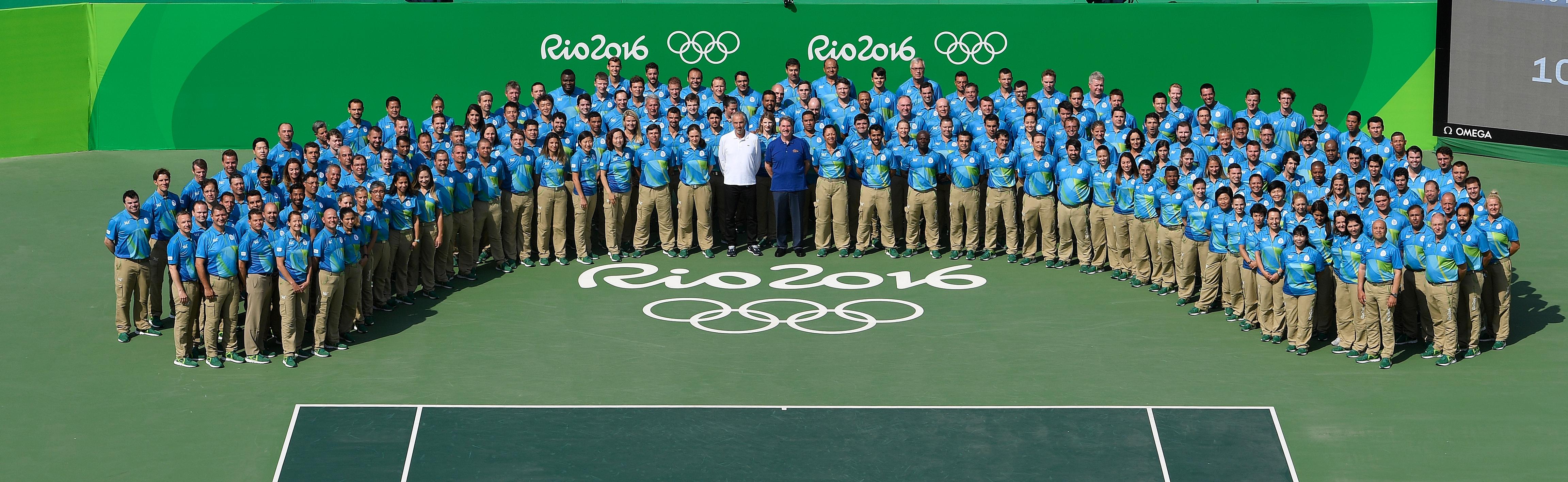 Български съдия ръководи мачове от олимпийския турнир по тенис