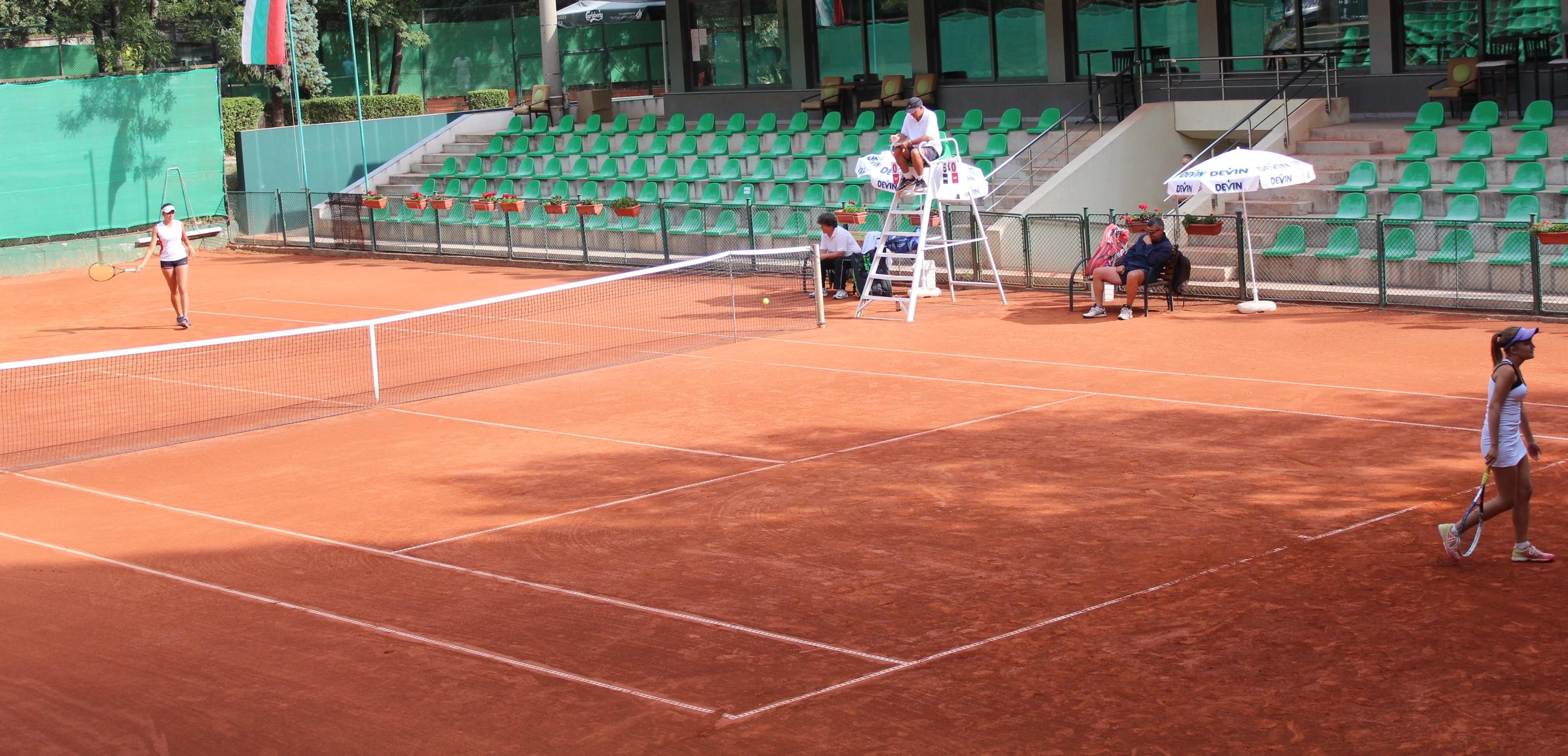 Неправилното хранене - основна причина за травмите в детско-юношеския тенис