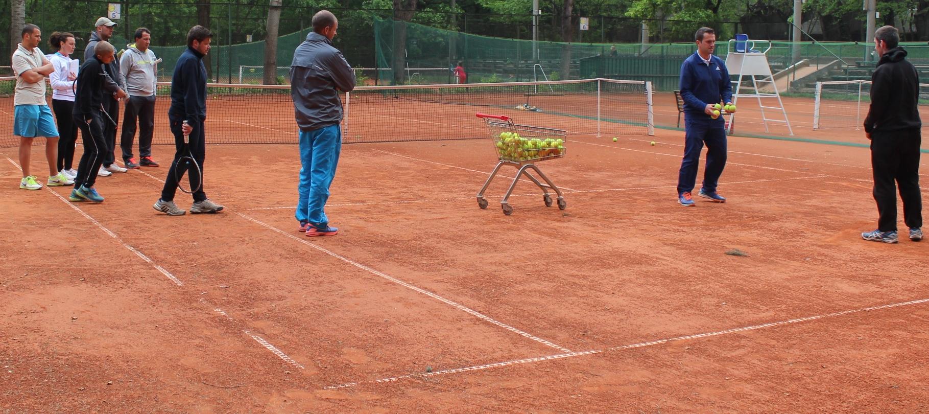 За първи път в България ще се проведе курс ITF Level 2 по новата модулна система